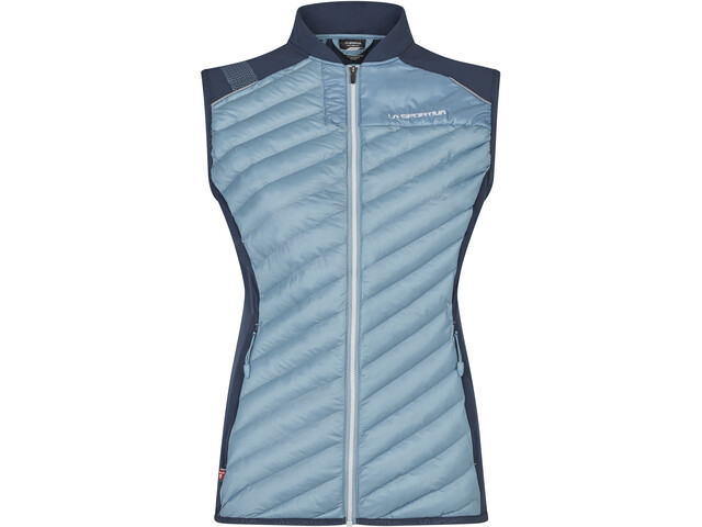 La Sportiva Aria Chaleco Mujer, azul